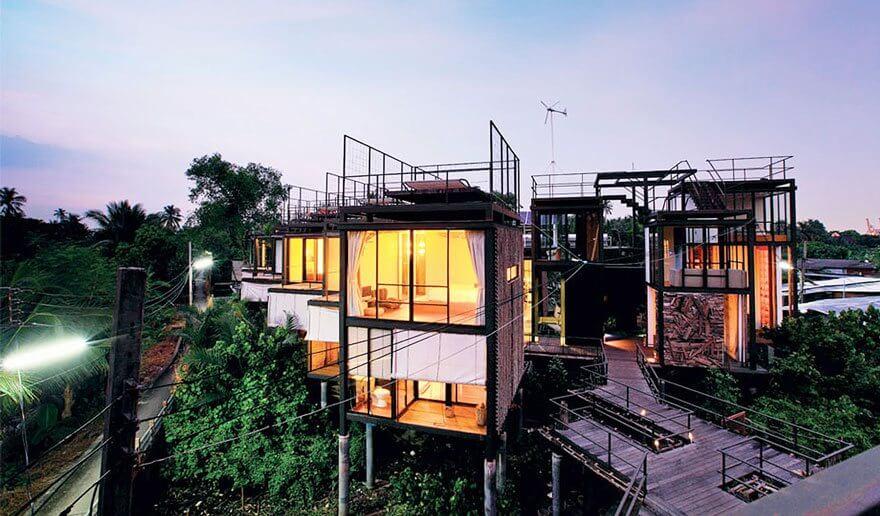 baumhaushotel im ausland