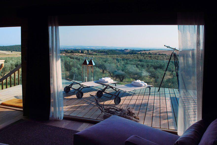 baumhaushotel italien