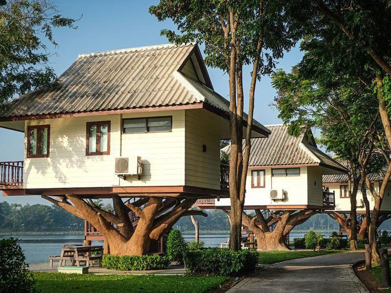 Urlaub Im Baumhaushotel Hier Werden All Ihre Fragen Beantwortet