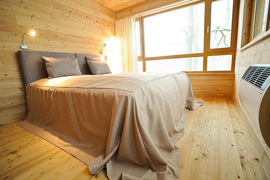 Resort Baumgeflüster Schlafzimmer