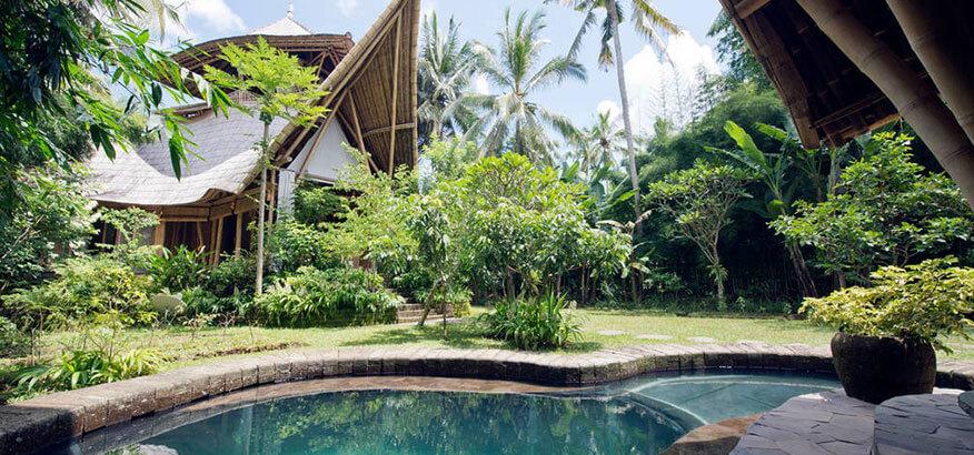 Baumhaushotel Green Village Garden House