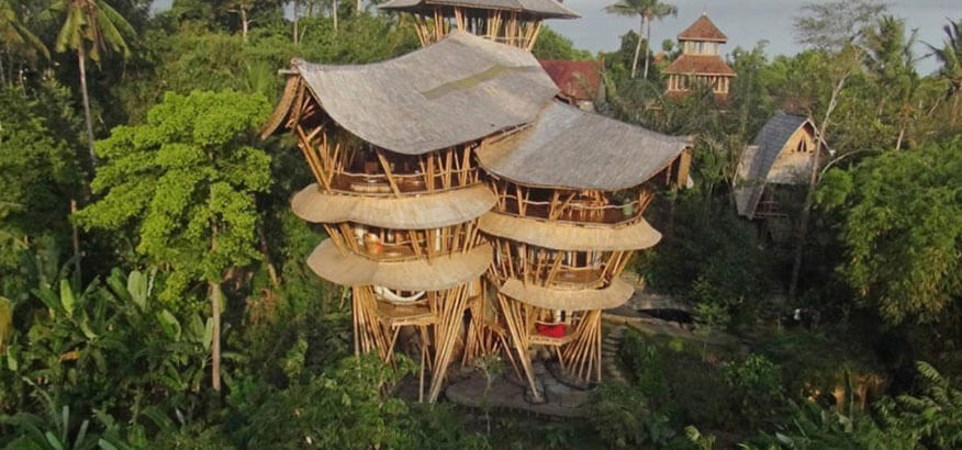 Baumhaushotel Green Village Sharma Springs