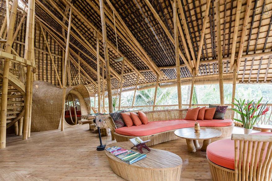 Baumhaushotel Green Village Sunrise House Innenbereich