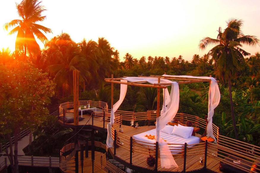 Bangkok Baumhaus Room with a View