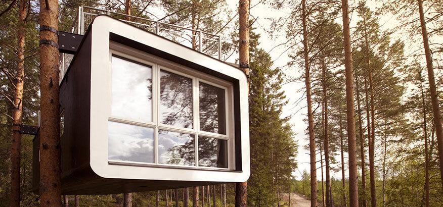 Treehotel The Cabin Schweden