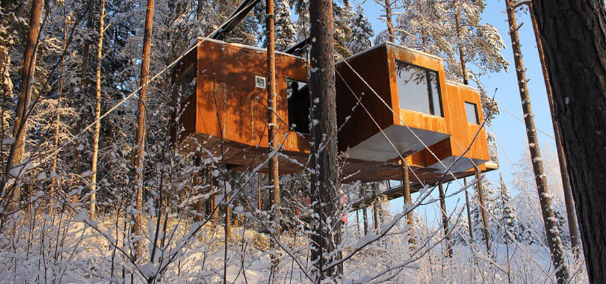 Treehotel The Dragonfly Schweden