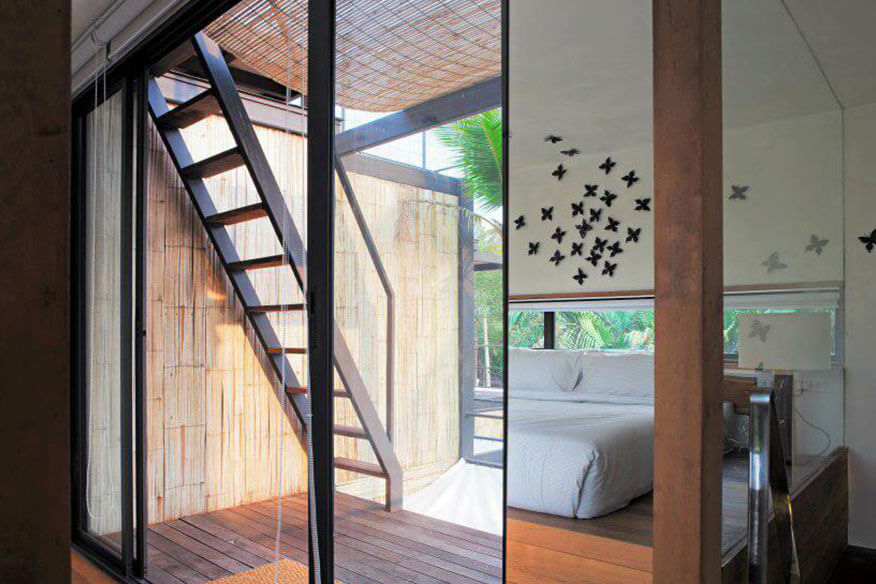 Bangkok Baumhaus Tree Top Nest