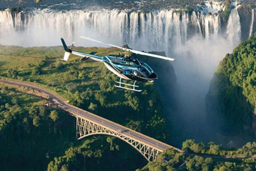 Baumhaushotel Tongabezi Victoria Falls