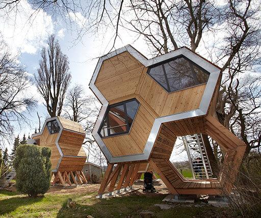 keemala baumh user unvergessliche n chte im regenwald. Black Bedroom Furniture Sets. Home Design Ideas