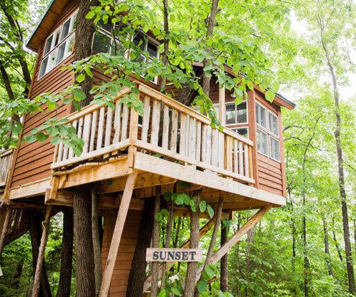 the cottage baumhaeuser